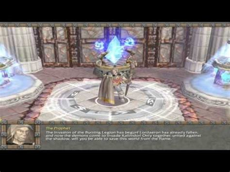 warcraft 3 reign of chaos orc campaign cinematics 5/6