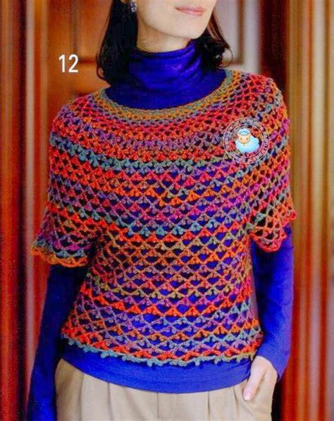 crochet pattern ladies jumper crochet sweater