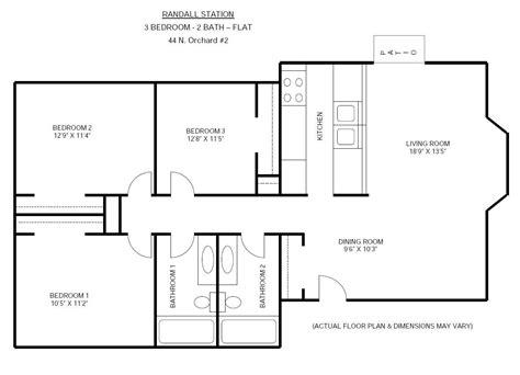 3 br 2 bath floor plans 100 3 bedroom 2 1 2 bath floor plans phase ii 3
