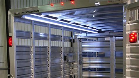 led trailer strip lights case of 10 integrated led wall mount strip lighting 18w