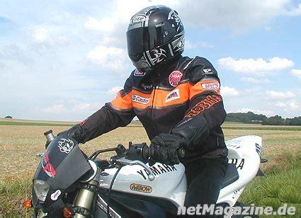 Motorradbekleidung Verleih Hamburg by Netmagazine Probiker Neo Teamjacke Motorradbekleidung