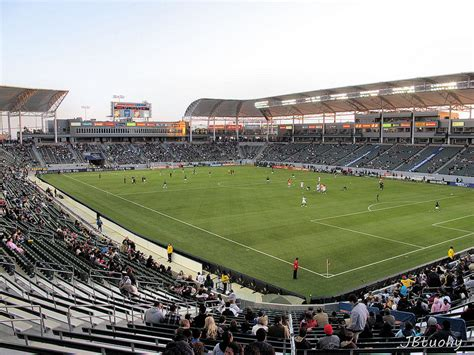 home depot center carson ca seating images