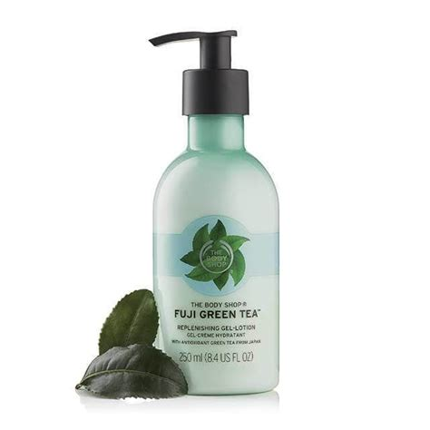 Fuji Green Tea Lotion 250ml fuji green tea lotion 250 ml