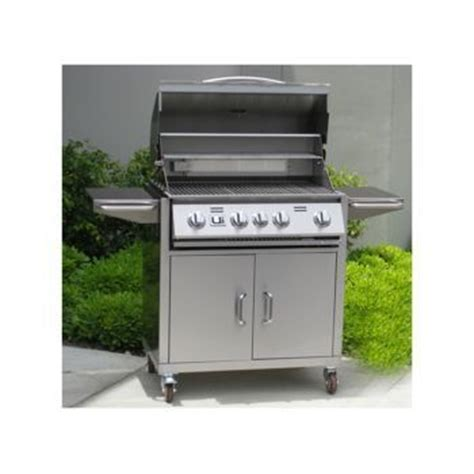 urban islands 5 burner outdoor kitchen island by bull urban islands 4 burner barbeque cart bbq gas grills
