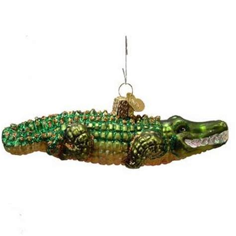 alligator 12126 christmas ornament from old world christmas