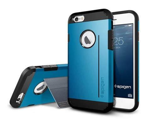 Spigen Tough Armor Tech Iphone 44s 35quotinc the best iphone 6s and iphone 6 cases pcmag