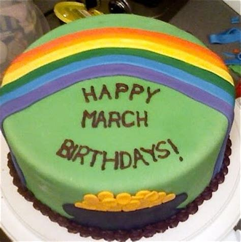 » happy birthday to everyone born during the month of march