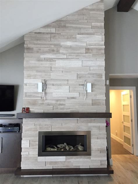 1000 ideas about modern fireplace on