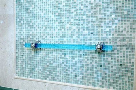 Acrylic Grab Bars For Shower by Function With Style Bathroom Grab Bars Are No Longer