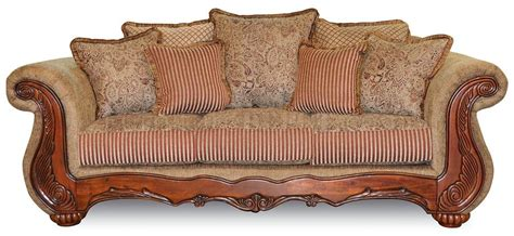 brown chenille sofa traditional chenille living room savonna u140 light brown