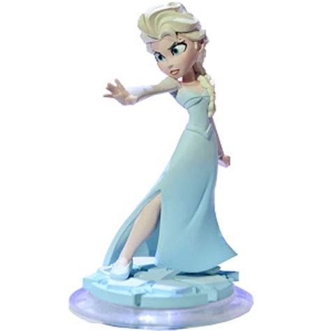 Your WDW Store   Disney Infinity Figure   Princess Elsa Frozen   Elite Figurine