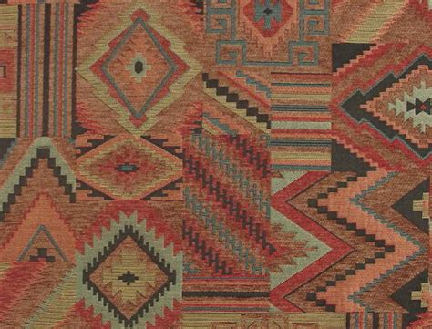 Upholstery Fabric Southwest by Southwestern Upholstery Fabric Southwest Mesa