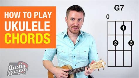 how to play ukulele in 1 day the only 7 exercises you need to learn ukulele chords ukulele tabs and fingerstyle ukulele today best seller volume 4 books how to play ukulele chords part 1 concert