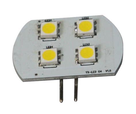 patriot lighting led patriot lighting 174 led g4 replacement bulb for 12v pucks at