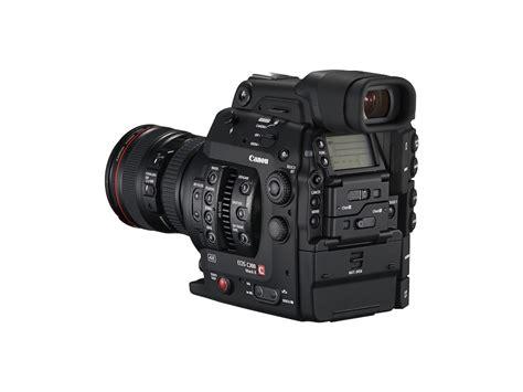 Canon Eos C300 canon announces eos c300 ii 4k camcorder daily