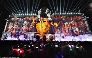 how is new year celebrated in shanghai happy new year spectacular pictures show countries across