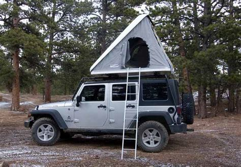 jeep open roof image gallery jeep tent