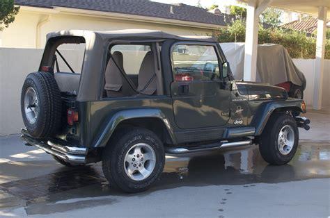 2002 Jeep Tj 2002 Jeep Wrangler Overview Cargurus