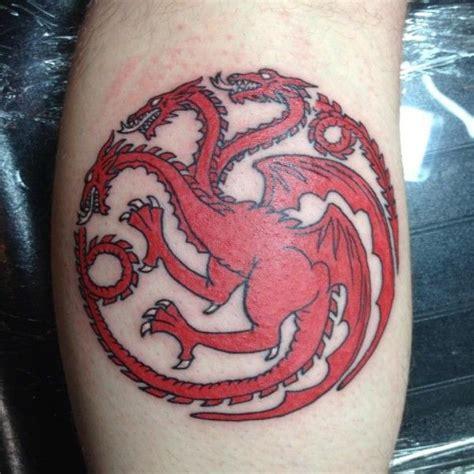targaryen tattoo daenerys targaryen definitely a of thrones character