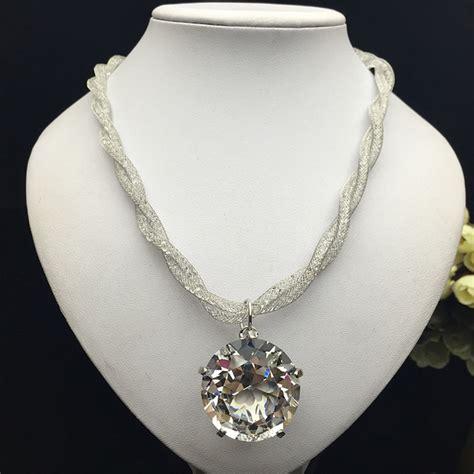 necklace with big big necklace