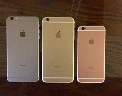 Iphone 6 Plus 6s Plusbaseus Shining Gold photos iphone 6s 6s plus space grey gold and gold in different lighting the iphone