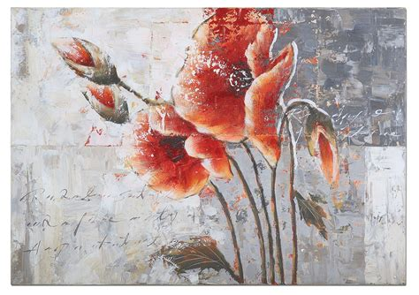 Uttermost Artwork Uttermost Poetic Flowers Framed By Oj Commerce 41900