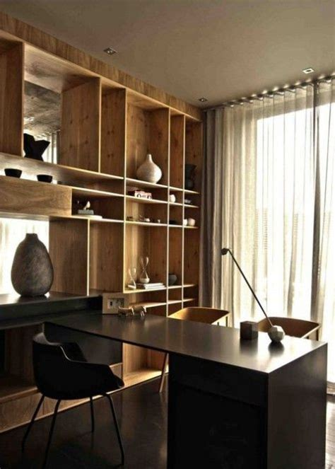 which of these is a home office 33 chic masculine home office furniture ideas digsdigs