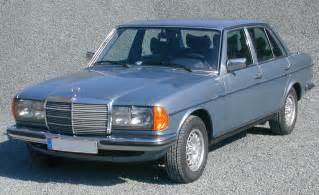 W123 Mercedes Mercedes W123