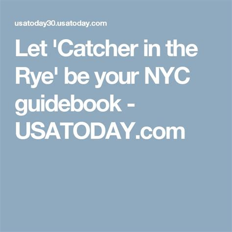catcher in the rye theme song 19 best the catcher in the rye images on pinterest plot