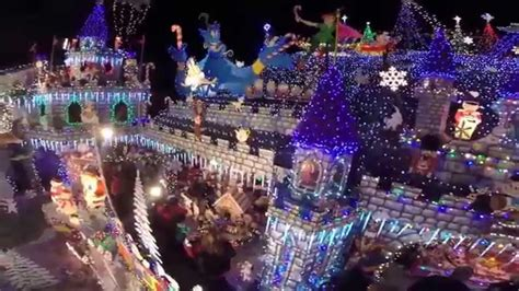 the great christmas light fight 2014 winner go pro view