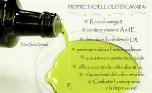 olio miracoloso 232 l olio di canapa nonsoloanimali