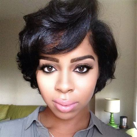 short haircuts for african american women 50 best african american short hairstyles black women 2017