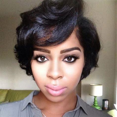 short bob relaxed hair 50 best short haircuts for african american women hair