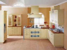 Interior Design Ideas For Kitchen Color Schemes Finding The Best Kitchen Paint Colors With Oak Cabinets