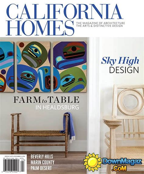 california homes fall 2016 187 pdf magazines