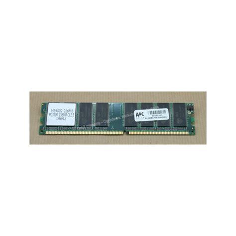 Ram Komputer 256 Mb ko蝗艸 ram 256mb ddr pc3200 ms400 dla firmy grizli