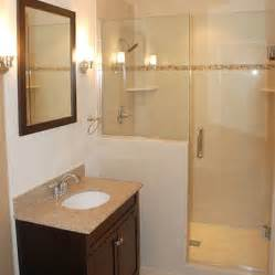 Walk In Shower For Small Bathroom Small Bathroom Remodel Photos Small Bathroom