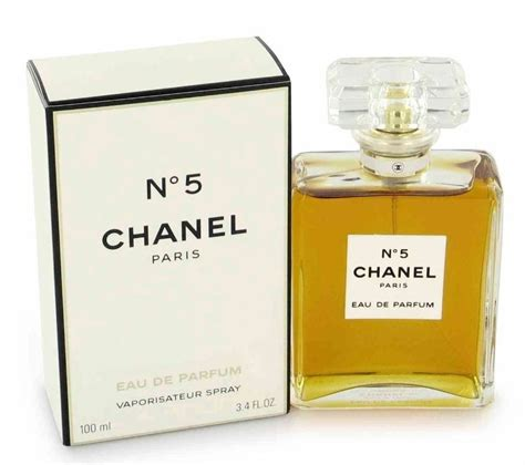 Parfum Edp chanel no 5 eau de parfum edp 3 4 oz 100 ml new