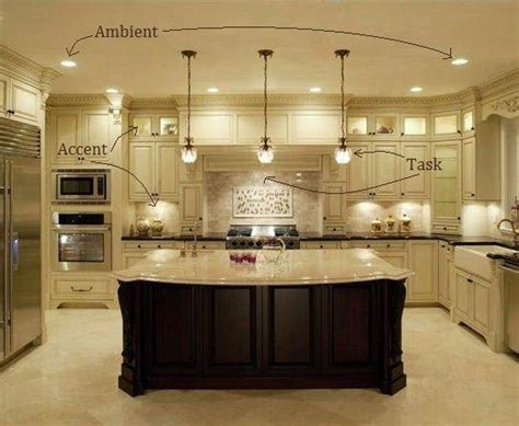 Kitchen Design Let There Be Light Kitchen Ambient Lighting