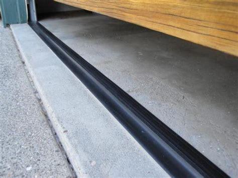 Garage Door Rubber Trim Threshold Replacement Strip Bottom