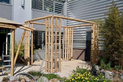 gazebo 3 x 4 bali bamboo gazebo 3 x 4 m