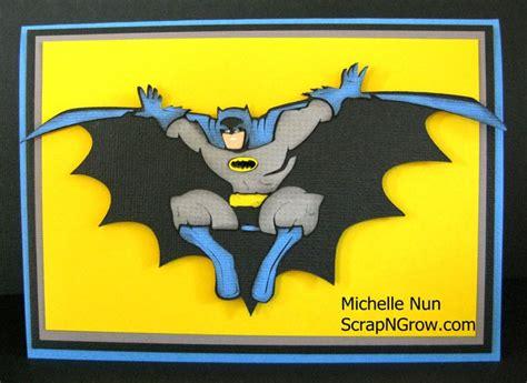 batman cards batman birthday card visit www scrapngrow for more