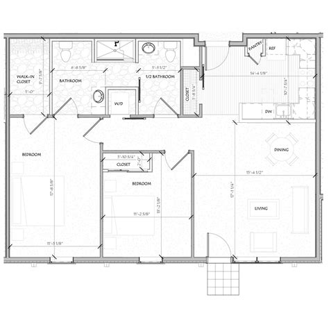 2 bedroom unit floor plans 2 bedroom unit floor plans home everydayentropy com