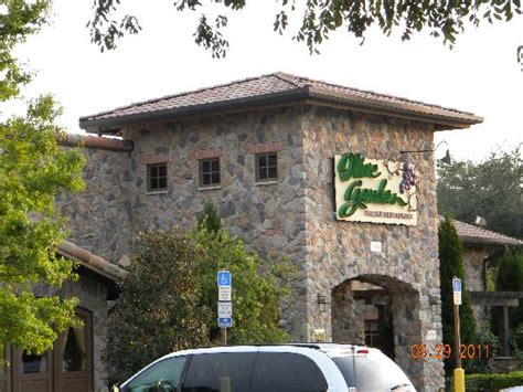 Olive Garden Address by Spaguetis With Chicken Is Ok Picture Of Olive Garden