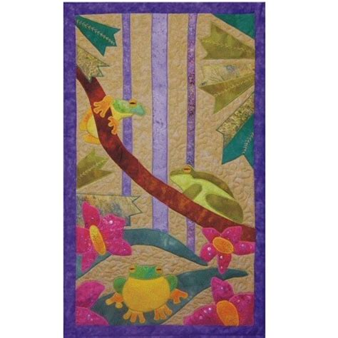 Patchwork Wall Hanging Patterns - 32 best applique and quilting patterns images on
