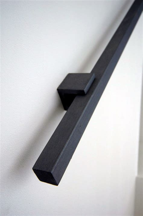 Wall Mounted Banister by Tn House Miyahara Architect Office Architects Squares