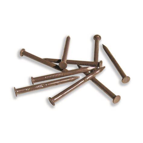 trim nails aluminum trim nails peak products canada