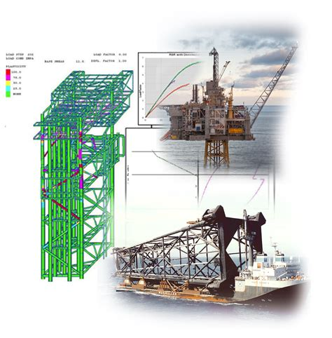 design engineer offshore oil gas analysis design of offshore structures
