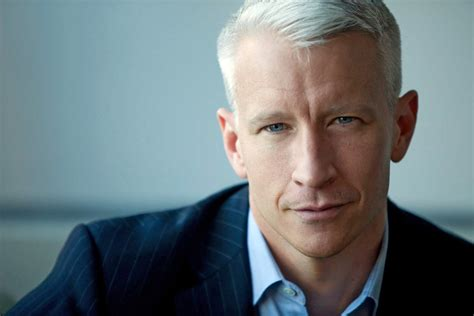 who is the cnn host with white hair anderson cooper soledad o brien headline 2014 2015