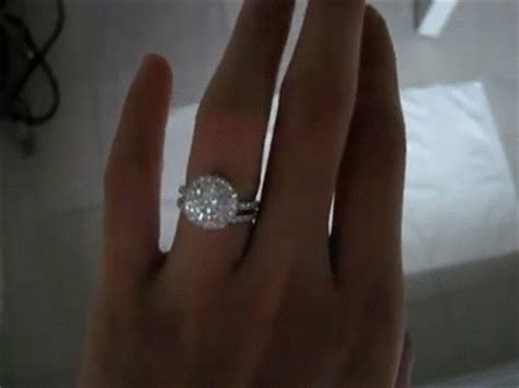 Wedding Rings Gif by Sparkly Rings